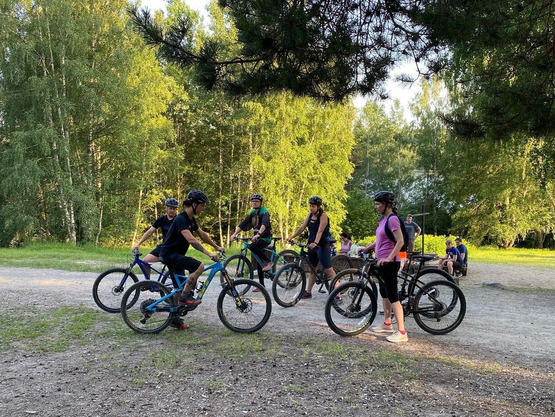 Nybörjarkurs Mountainbike